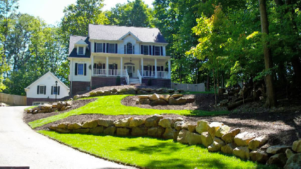 Three Rivers Landscape Design Amp Installation Before And